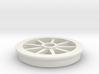 SAR_L_Bissell_Wheel 3d printed