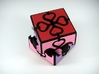 Valentine Cube Puzzle 3d printed Mid Turn