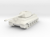 King Tiger Tank 3d printed