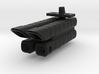 Mulcien Labeatis Class Military Freighter 3d printed