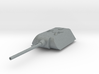 Maus Turret 3d printed