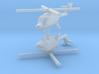 1/700 AH.7 Lynx (x2) 3d printed
