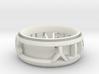 Singularity Ring 2b 3d printed