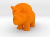 Triceratops (Nikoss'Dinosaurs) 3d printed