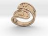 San Valentino Ring 17 - Italian Size 17 3d printed