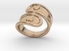 San Valentino Ring 19 - Italian Size 19 3d printed