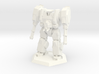 Mecha- Hunter (1/285th) 3d printed