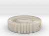 MIJ JM/Jag Roller knob - Groove pattern 3d printed