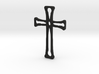 Cross Pendant (6cms) 3d printed