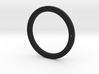 subwoofer ring hol 3d printed