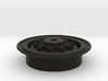 Rim for military truck tire 3d printed