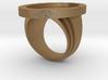 dune signet ring 3d printed