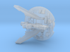 Laser Hover Drone 3d printed
