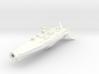 Earth Defence Fleet Cruiser Horatius Class 3d printed