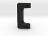 Crashbar Holder JABBER 2010.2 3d printed