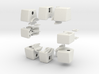Void Floppy Cube V2 (3x3x1) 3d printed