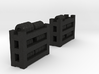 Tire Racks - Zscale 3d printed