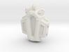 SP206 Stone Portal Light Carrier 3d printed