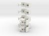 Minimis 1x2x5 3d printed