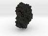 HIV Protease - Molecular Surface 3d printed