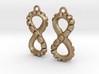 Battle for Infinity earrings 3d printed