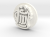 Soap Stamp - Beer Mug 3d printed
