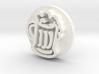Soap Stamp - Beer Mug 3d printed