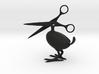 Scissor Bird 3d printed