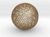 Geodesic Golf Ball (A) 3d printed