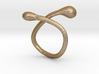 Droop Ring 3d printed