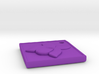 Violet Pendant 3d printed