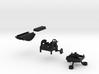 Desktop Gear Head 3d printed