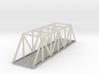 Bridge - 100 foot - Zscale 3d printed