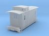 TTn3 caboose 3d printed