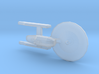 NTF Constitution Class Refit 1/7000 3d printed