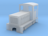HOn30 endcab body for Kato 11-103 (OC) 3d printed
