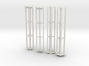 Mähdrescherhaspel für Lexion V1050 1/87 3d printed