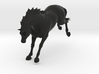 Bucking/Leaping Horse 3d printed