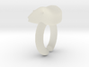 Moli Ring 3d printed