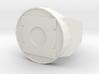 classic hero ring 3d printed