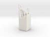 Splash Vase or Candle stand 3d printed