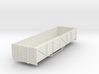 OO9 bogie 5 plank open wagon  3d printed