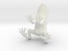 frog 2cm 3d printed