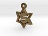 Jewish Star - S 3d printed
