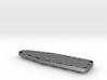 Backboard Keychain 3d printed