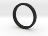 Broken ring 3d printed