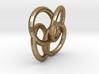 Four Circles Pendant 3d printed