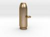 .50AE Bullet Pet Tag / Key Fob 3d printed