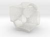 Starfish-2-1 cubelet 3d printed