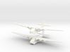 Me-323 (X2) Global War Scale 3d printed